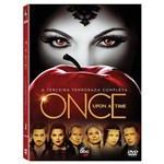DVD - Once Upon a Time: a Terceira Temporada Completa