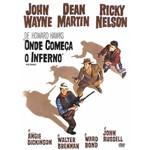 DVD - Onde Começa o Inferno
