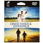 Dvd Onde Nasce a Esperança - Embalagem Ecológica