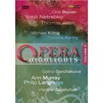 DVD Opera Highlights 2 (Importado)