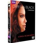 DVD - Orphan Black: a Única. de uma Espécie - 2ª Temporada (3 Discos)