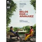 DVD os Belos Dias de Aranjuez - Wim Menders