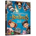 DVD - os Boxtrolls