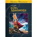 DVD os Dez Mandamentos - Edição de 50 Anos