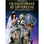 Dvd os Fantasmas se Divertem - Tim Burton
