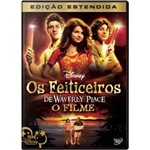 DVD os Feiticeiros de Waverly Place - o Filme