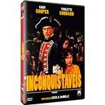 DVD - os Inconquistáveis