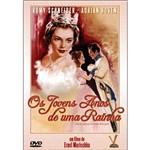 DVD os Jovens Anos de uma Rainha