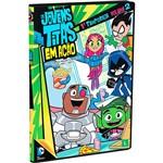 DVD os Jovens Titãs em Ação - Primeira Temporada Volume 3