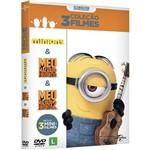 DVD - os Minions: a Coleção