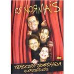 Dvd os Normais - Terceira Temporada 13 Episódios