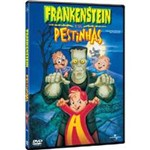 DVD os Pestinhas Encontram o Frankenstein