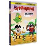 DVD os Piratinhas! uma Aventura Musical