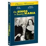 DVD - os Sinos de Santa Maria (Clássico Paramount)