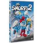 DVD os Smurfs 2
