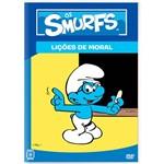 DVD os Smurfs - Lições de Moral