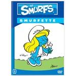 DVD os Smurfs - Smurfette