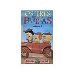 DVD os Três Patetas - Desenho - Volume 1