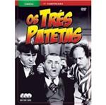 DVD os Três Patetas - Primeira Temporada (3 DVDs)