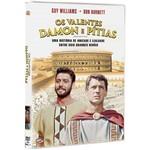 DVD - os Valentes Damon e Pítias