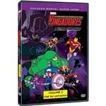 DVD os Vingadores (Vol. 8)