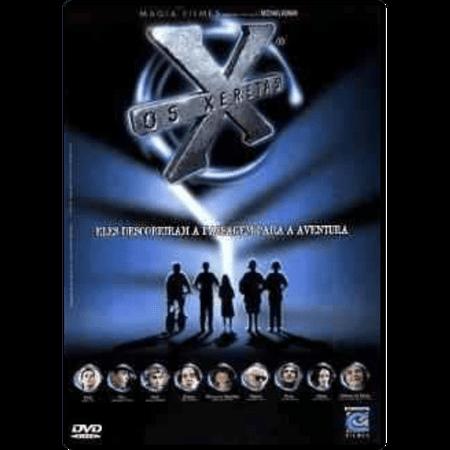 DVD os Xeretas