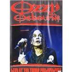 Dvd Ozzy Osbourne - Live At The Tower Philadelphia