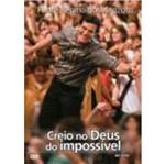 DVD Padre Reginaldo Manzotti - Creio no Deus do Impossível