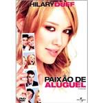 DVD Paixão de Aluguel