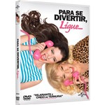 DVD - para se Divertir, Ligue...
