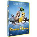 DVD Pássaros Livres