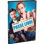 DVD Passe Livre