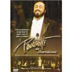 Dvd Pavarotti em Barcelona
