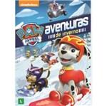 DVD Paw Patrol - Aventuras de Inverno