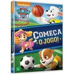DVD: Paw Patrol Começa o Jogo!