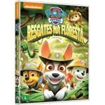 DVD Paw Patrol - Resgates na Floresta