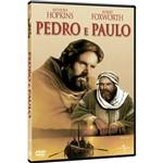 DVD Pedro e Paulo com Coragem e Fé