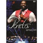 DVD Pericles Sensações Original