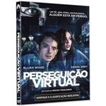 DVD - Perseguição Virtual - Elijah Wood