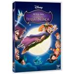 Dvd - Peter Pan de Volta a Terra do Nunca