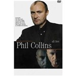 DVD Phil Collins - All Live