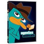 DVD Phineas e Ferb: Agentes Animais (1 Disco)