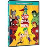 DVD - Phineas e Ferb: Missão Marvel