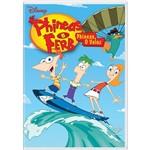 DVD Phineas e Ferb - Phineas, o Veloz