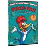 DVD Pica-Pau e Seus Amigos 3º Temporada Completa - Duplo