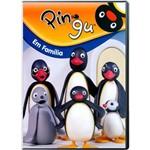 DVD - Pingu: em Família
