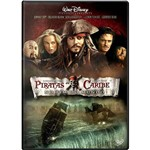 DVD Piratas do Caribe 3: no Fim do Mundo