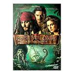 DVD Piratas do Caribe - o Baú da Morte
