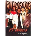 DVD Pixote ao Vivo 15 Anos Original