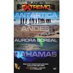 DVD Planeta Extemo